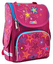 """Набор рюкзак ортопедический каркасный + сумка для обуви + пенал «Smart» PG-11 """"Star's dream"""" 555918-1, фото 2"""
