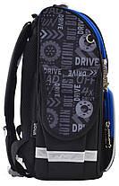 """Набор рюкзак ортопедический каркасный + сумка для обуви + пенал «Smart» PG-11 """"Speed 4*4"""" 555999-1, фото 3"""