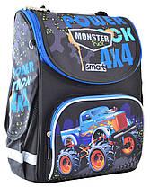 """Набор рюкзак ортопедический каркасный + сумка для обуви + пенал «Smart» PG-11 """"Power 4*4"""" 555977-1, фото 2"""