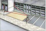 Мерная рейка Flexi-Messlatte 2.4m Laserliner 080.50, фото 4