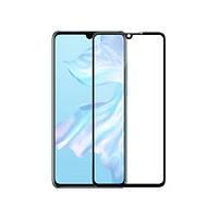 Nillkin Huawei P30 3D CP+MAX Anti-Explosion Glass Screen Protector Black Защитное Стекло, фото 1