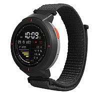 Нейлоновый ремешок для часов Xiaomi Amazfit Verge (A1801/A1811) - Black