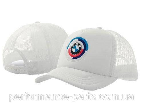 Бейсболка BMW Motorsport Heritage Cap, Unisex, артикул 80162445950