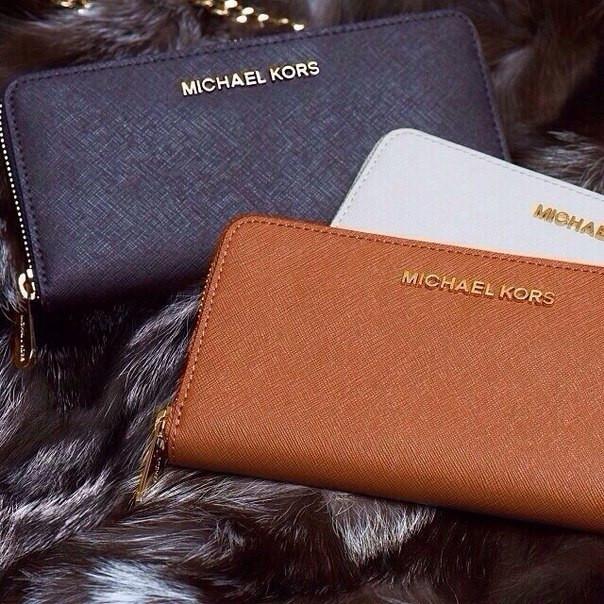 Женские брендовые кошельки Michael Kors, Prada, Louis Vuitton, Dior ...