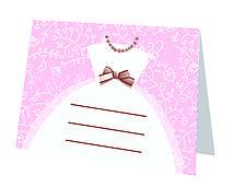 Банкетница свадебная, рассадочная карточка №101