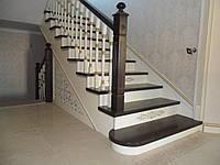 Деревянные лестницы в дом, фото 1