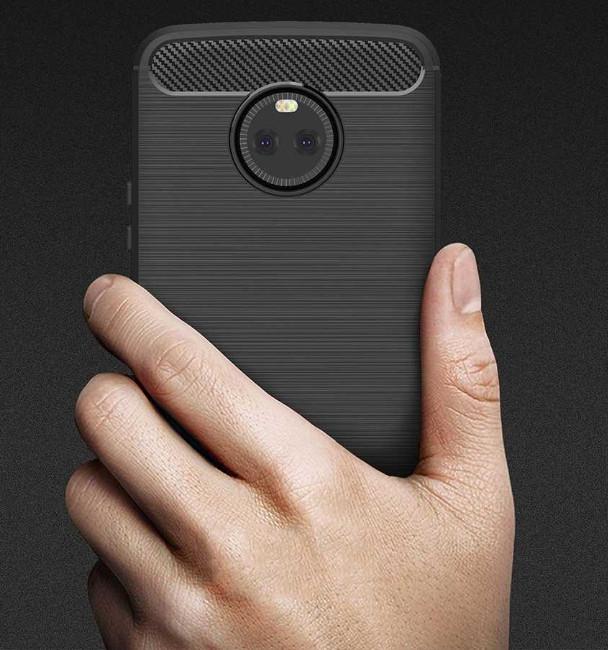Защитный чехол-бампер Motorola Moto X4