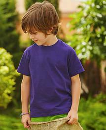 Детская футболка FRUIT OF THE LOOM VALUEWEIGHT T