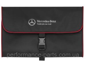 Несессер Mercedes-Benz Trucks Washbag Black 2019 B67871198