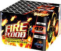 Салютная установка FIRE FLOOD FC2049-1 (49 выст. 20 мм.)