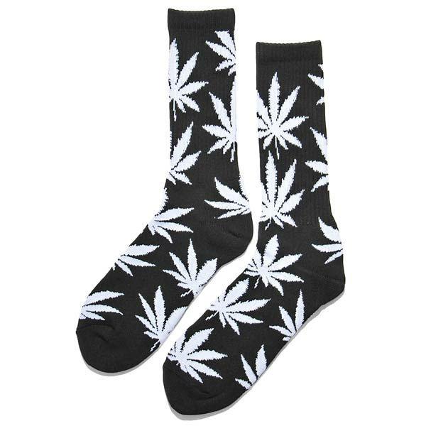 Шкарпетки (Носки) Huf - Plantlife Socks Black/White - Unitedshop в Черновицкой области