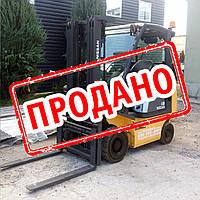 Дизельный вилочный погрузчик 1,8 тонн Nissan Y1D1A18T б/у, фото 1