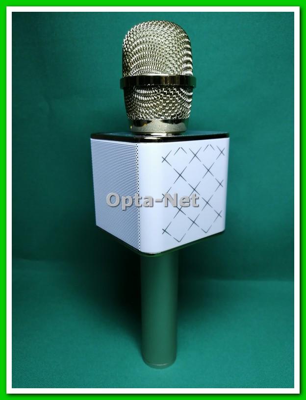 Новинка! Микрофон Караоке WIRELESS Q7