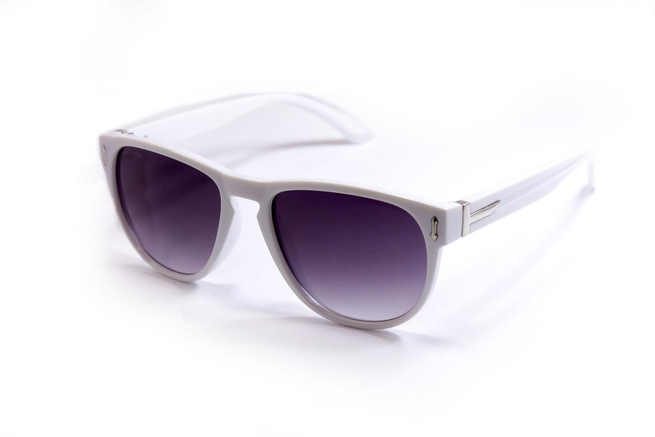 7782a03bec27 Детские очки белые 8452-6