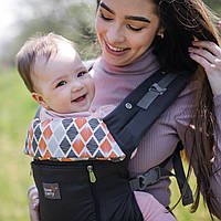 "Эрго Рюкзак ""Кайт"" слинг переноска Лав & Кери Air X Love Baby Carriers ерго cлiнг sling"