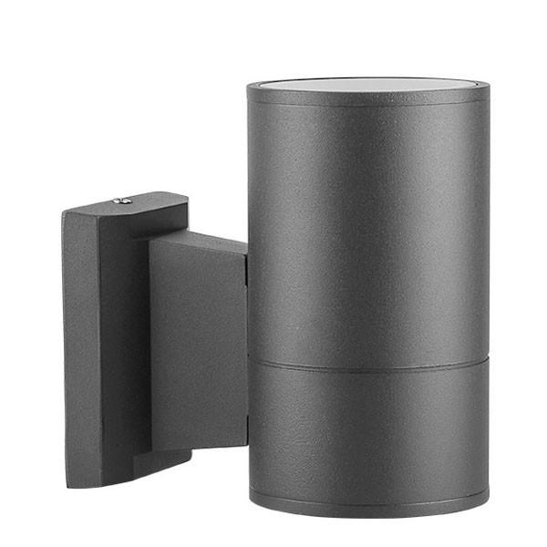 Накладной настенный светильник Feron DH0701 серый