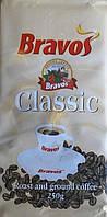 Молотый кофе Bravos Classic 250 гр, фото 1