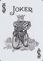 Карты игральные   Bicycle® AutoBike No. 1, фото 2