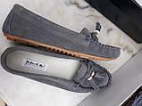 Мокасины Paca натуральный замш 38 р, фото 3