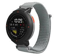 Нейлоновый ремешок для часов Xiaomi Amazfit Verge (A1801/A1811) - Grey