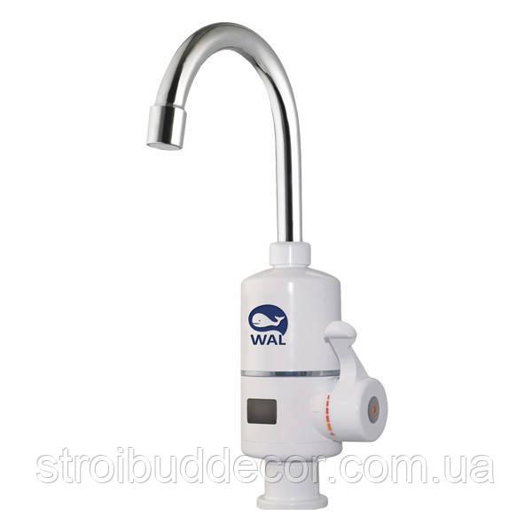 Кран с электрическим водонагревателем для проточной воды