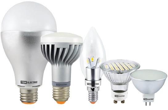 Світлодіодні (LED) лампи