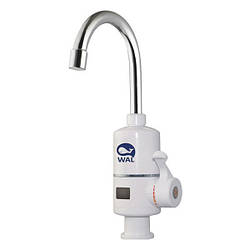 Краны мгновенного нагрева воды 3 кВт с отображением температуры воды