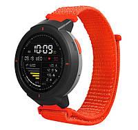 Нейлоновый ремешок для часов Xiaomi Amazfit Verge (A1801/A1811) - Orange