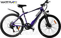 ⭐ Электровелосипед ROVER Cross 2 Purple