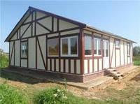 Построим для Вас модульный летний дом на дачу по модульной технологии