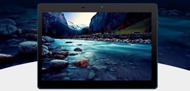 Nomi C101010 Ultra 2 Устройство оснащено 10.1-дюймовым IPS-дисплеем