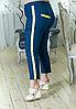 Джинсові штани укорочені літні, з 48-98 розмір