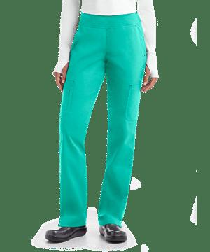 Медицинские брюки, женские (Happy Scrubs Women's Bliss Yoga Scrub Pants)
