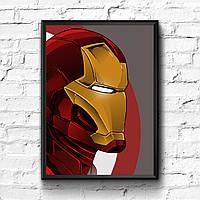 Постер с рамкой Iron Man, Marvel #8