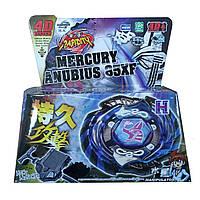 Волчек BEYBLADE Горячий Металл BB111 Mercury Anubius