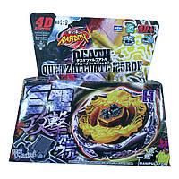 Волчек BEYBLADE Горячий Металл BB119 Death Quetzalcoatl 125RDF