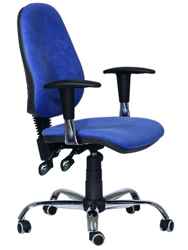Кресло Бридж Хром MF (Multi Fix)
