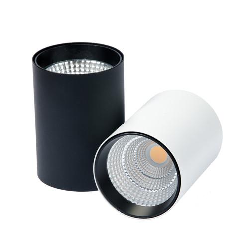Накладні світильники споти і звичайні