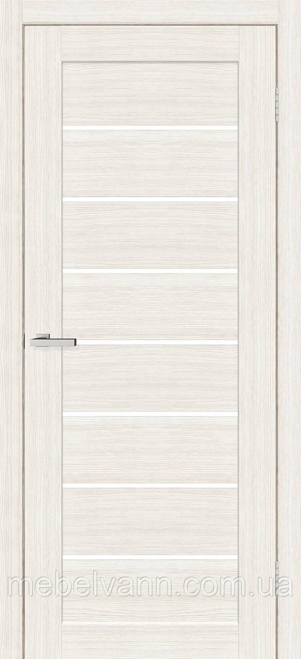 Двери межкомнатные Cortex Deco 10 дуб bianco