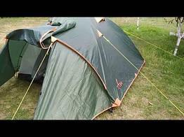 Намет Totem Chinook 4 м, TTT-017. Палатка туристическая 4 месная. Намет туристичний