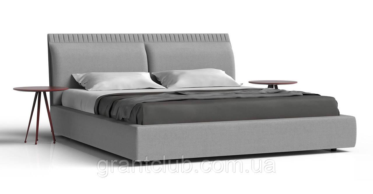 Мягкая кровать GAME фабрика ALBERTA (Италия)