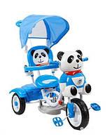 Панда (Panda) детский трехколесный велосипед., фото 1