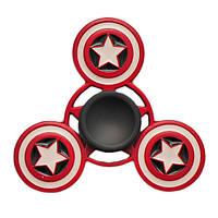 Спиннер Spinner Капитан Америка металл №73
