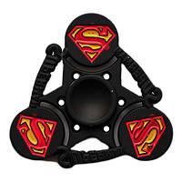 Спиннер Spinner Супермен металл Черный №71