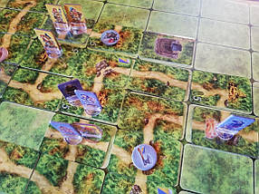 Настольная игра Гномы-вредители. Древние шахты, фото 3