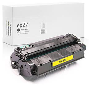 Картридж Canon EP-27 (чёрный) совместимый, стандартный ресурс (2.500 копий), аналог от Gravitone