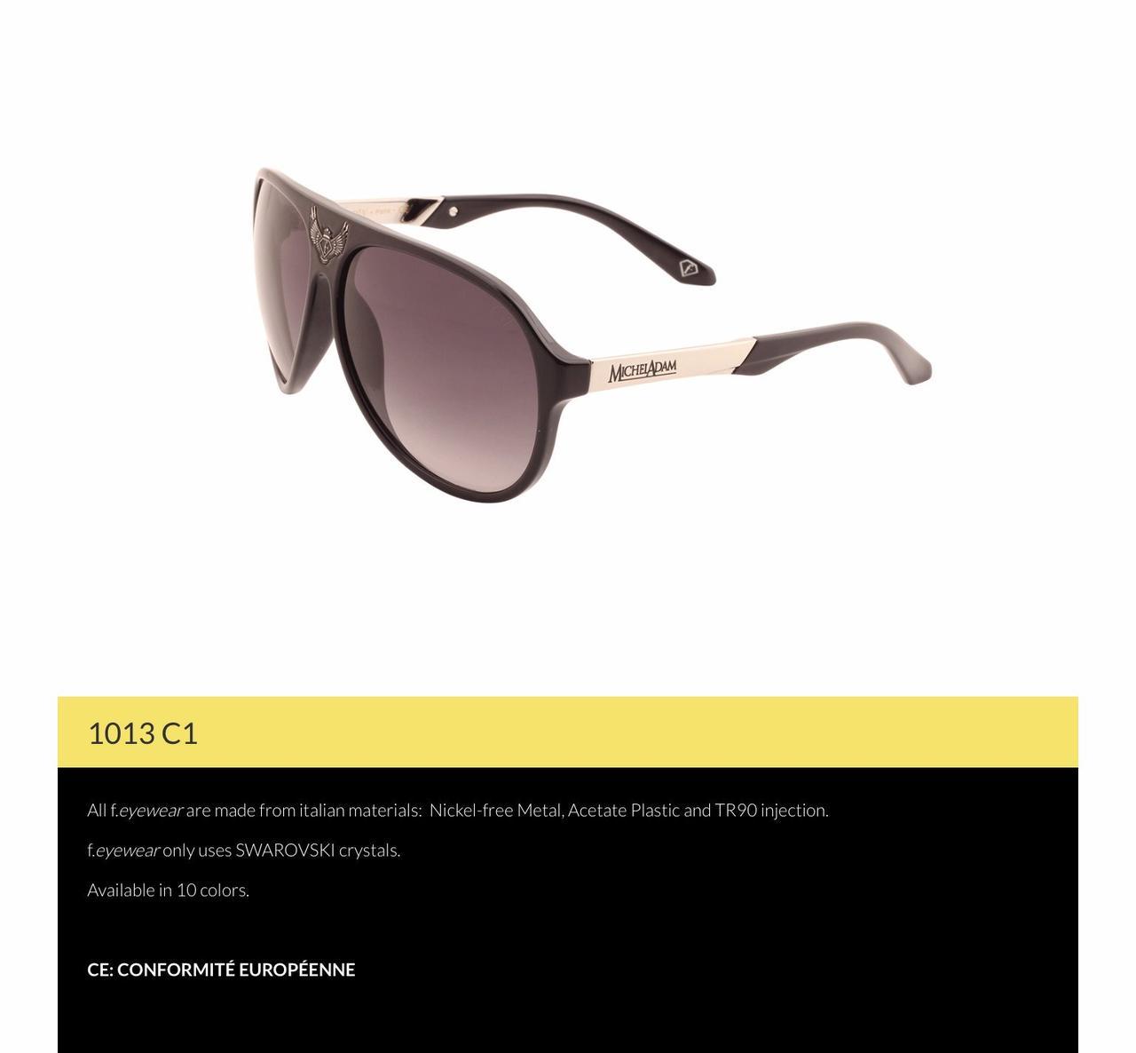 Солнцезащитные очки Fashion TV 1013