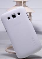 Чехол Nillkin для Samsung Galaxy Win I8552 Frosted Shield, White, фото 1