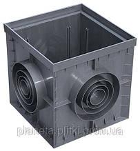 Дощоприймач PolyMax Basic 30.30 пластиковий сірий