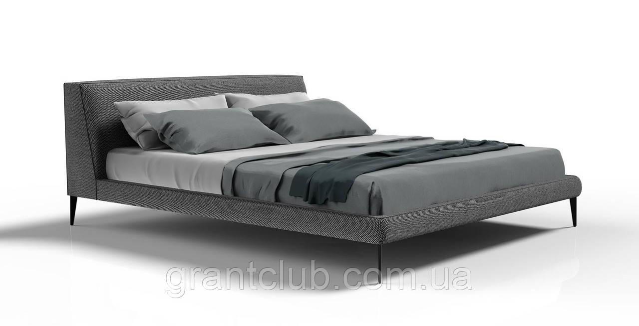 Итальянская кровать GIBSON фабрика ALBERTA для матраса 180х200